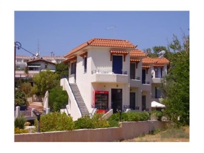 Appartementen Karfas Bay - Karfas - Chios